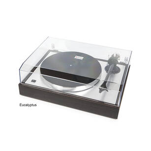 Pro-Ject The Classic gramofon z wkładka Ortofon 2M-Red Pick It DS2 eukaliptus
